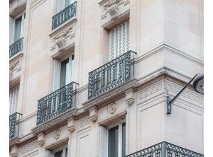 Balustrada francuska