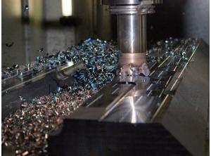 Frezowanie aluminium