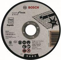 Tarcza tnąca Bosch Expert for Inox 125x1.0mm Rapido 2608600549