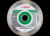 Diamentowa tarcza tnąca Standard for Ceramic 125x22.23 Bosch