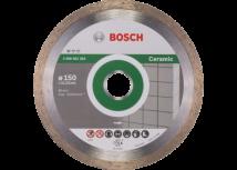 Diamentowa tarcza tnąca Standard for Ceramic 150x22.23 Bosch