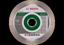 Diamentowa tarcza tnąca Best for Ceramic 125x22.23 Bosch