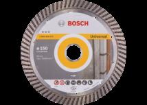 Diamentowa tarcza tnąca Best for Universal Turbo 150x22.23 Bosch