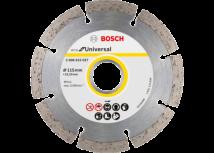 Diamentowa tarcza tnąca ECO for Universal 115x22,23 Bosch