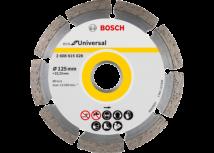 Diamentowa tarcza tnąca ECO for Universal 125x22,23 Bosch