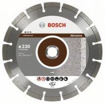 Diamentowa tarcza tnąca Bosch for Abrasive 125 mm