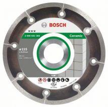 Diamentowa tarcza tnąca Bosch Best for Ceramic Extraclean 125 mm