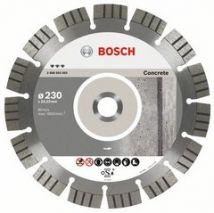 Diamentowa tarcza tnąca Bosch Best for Concrete 180 mm