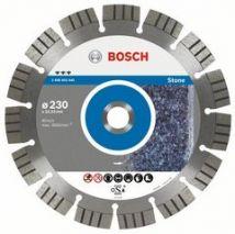 Diamentowa tarcza tnąca Bosch Best for Stone 150 mm