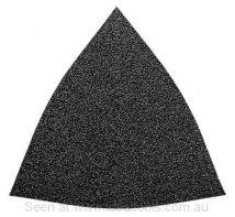 Zestaw arkuszy papieru ściernego do Fein MultiMaster, Ziarnistość: 60, 80, 120, 180, 240, Po 10 arkuszy