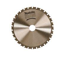 Tarcza tnąca do metalu precyzyjna HM 136x20 30z Makita