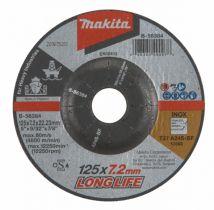 Tarcza szlifierska do ciężkich zastosowań 125mm/7.2mm Makita