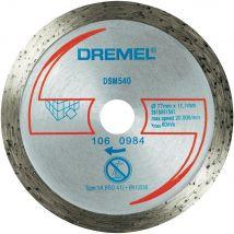 DREMEL® DSM20 diamentowa tarcza tnąca do płytek (DSM540)