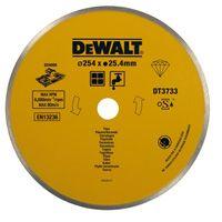 Tarcza diamentowa do cięcia płytek ceramicznych DeWalt DT3733