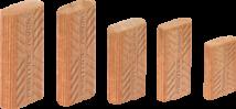 Łączniki drewniane Festool DOMINO buk D 8X50/100 BU