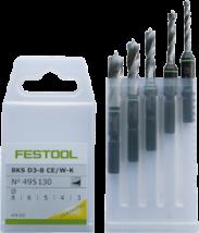 Kaseta z wiertłami Festool BKS D 3-8 CE/W-K