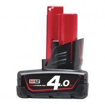 Akumulator 4.0 Ah M12 B4