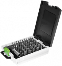 Bity Bit-Box SDB SET Uni 31x Festool