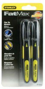 Marker Stanley FatMax® Xtreme™ czarny ścięty