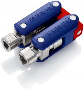 Klucz do szaf sterowniczych DoubleJoint 62 mm Knipex