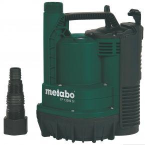 TP12000SI Pompa zanurzeniowa Metabo TP 12000 SI, płytko zasysająca