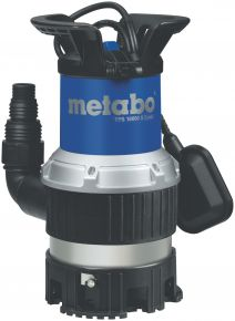 TPS16000S Combi Wielofunkcyjna pompa zanurzeniowa Metabo TPS 16000 S Combi