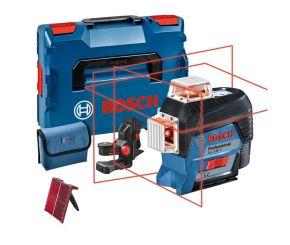 Laser liniowy GLL 3-80 C Professional z osprzętem, uchwytem 0601063R03 Bosch