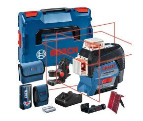 Laser liniowy GLL 3-80 C Professional z osprzętem, uchwytem 0601063R05 Bosch