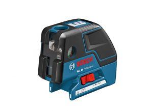 GCL25 Laser punktowy Bosch GCL 25 + BS 150