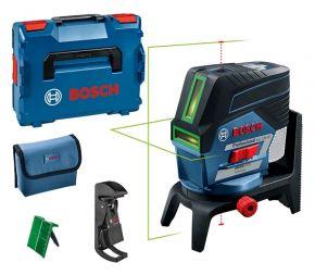 GCL 2-50 CG Laser wielofunkcyjny zielony Bosch Professional