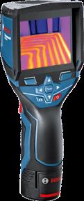 Kamera termowizyjna Bosch GTC 400 C Professional 0601083101