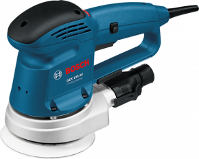 Szlifierka mimośrodowa GEX 125 AC Bosch 0601372565