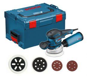 Mimośrodowa szlifierka GEX 125-150 AVE 400W Bosch