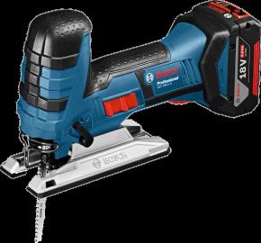Wyrzynarka akumulatorowa Bosch GST 18 V-LI S Professional 06015A5100 (bez akumulatora i ładowarki)