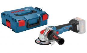 GWX 18V-10 SC Akumulatorowa szlifierka kątowa z systemem X-LOCK Bosch Professional