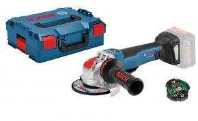 GWX 18V-10 PSC Akumulatorowa szlifierka kątowa z systemem X-LOCK Bosch Professional