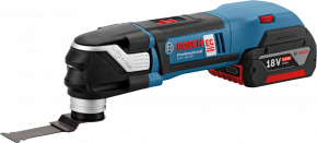 Akumulatorowe narzędzie wielofunkcyjne Multi-Cutter Bosch GOP 18 V-28 Professional Bosch 06018B6000