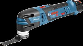 Akumulatorowe narzędzie wielofunkcyjne GOP 12V-28 Professional Bosch bez akumulatora i ładowarki