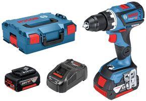 Wiertarko-wkrętarka akumulatorowa GSR 18 V-60 C Professional Bosch