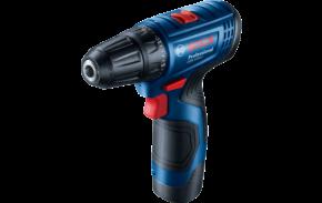 Wiertarko-wkrętarka akumulatorowa Bosch GSR 120-LI Professional Professional