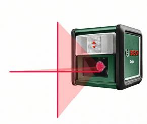 Quigo (Tinbox) laser krzyzowy Bosch