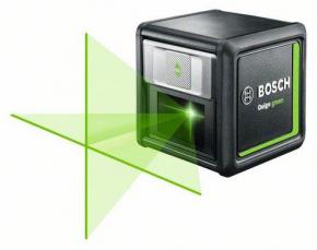 Laser krzyżowy Quigo Green Bosch