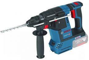Akumulatorowy młot udarowo-obrotowy z uchwytem SDS plus GBH 18V-26 Professional 0611909000 Bosch