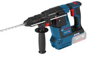 Akumulatorowy młot udarowo-obrotowy z uchwytem SDS plus GBH 18V-26 F Professional 0611910000 Bosch