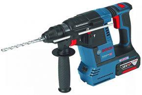 Akumulatorowy młot udarowo-obrotowy z uchwytem SDS plus GBH 18V-26 Professional 0611909003 Bosch