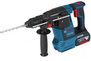 Akumulatorowy młot udarowo-obrotowy z uchwytem SDS plus GBH 18V-26 F Professional 0611910003 Bosch