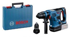 GBH 18V-34 CF Akumulatorowy młot udarowo-obrotowy BITURBO z uchwytem SDS plus Bosch Professional