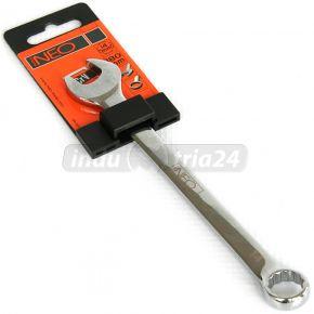 Klucz płasko-oczkowy 14X180mm Neo