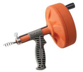 Kwik-Spin z ręcznym napędem obrotowym