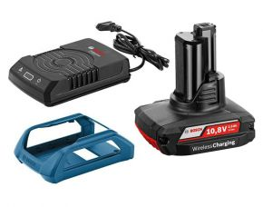 Zestaw akumulator 10,8/12V 2,5Ah WLC z Ładowarką Indukcyjną GAL 1830 Bosch Professional